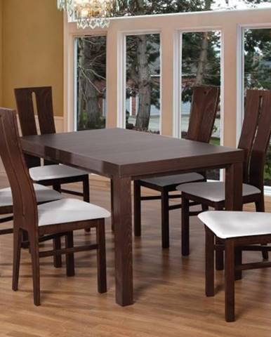 Set 1 - 6x stolička,stôl,rozkladací