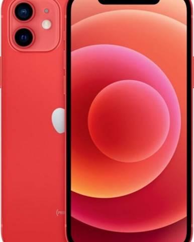Mobilný telefón Apple iPhone 12 64GB, červená