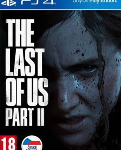 SONY PS4 hra The Last of Us Part II