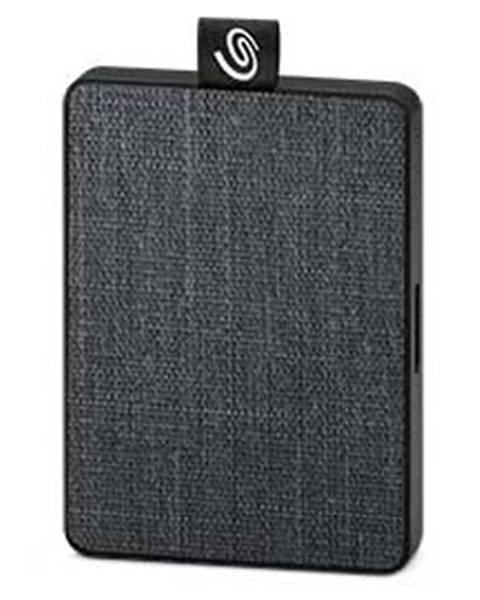 Seagate Externý SSD disk Seagate One Touch, 500 GB, čierna