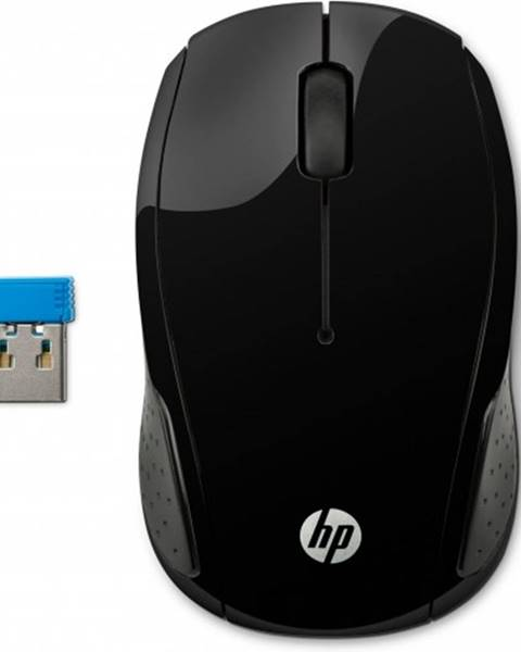 HP HP 200, černá X6W31AA