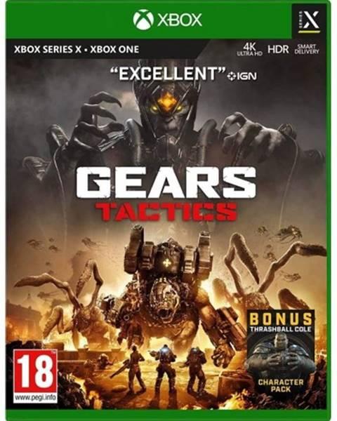 Microsoft Hra na XBOX One - Gears Tactics