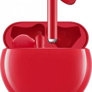 True Wireless slúchadlá Huawei CM-H3 FreeBuds 3, červené