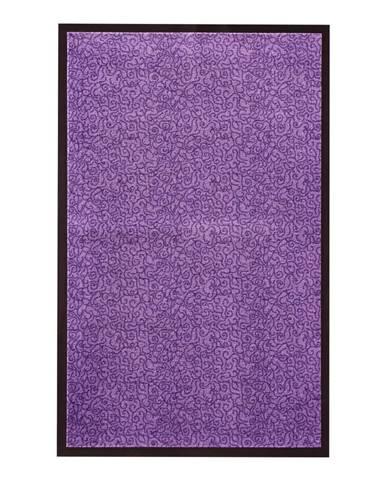 Fialová rohožka Zala Living Smart, 75×45cm