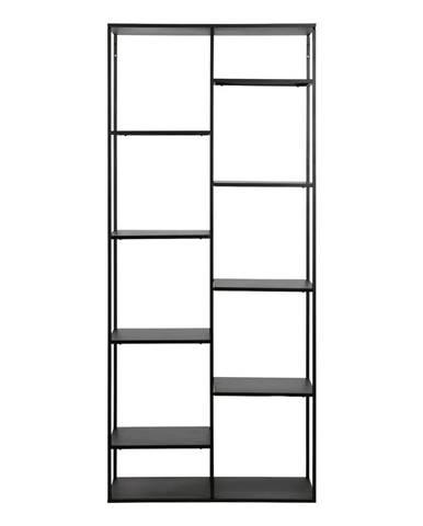 Knižnica WOOOD June, šírka 85cm