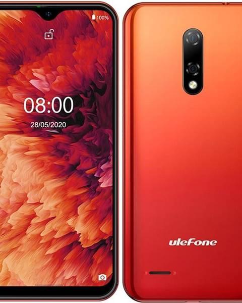 UleFone Mobilný telefón UleFone Note 8P oranžový