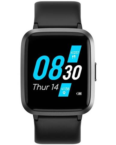 Inteligentné hodinky Umidigi Ufit čierne