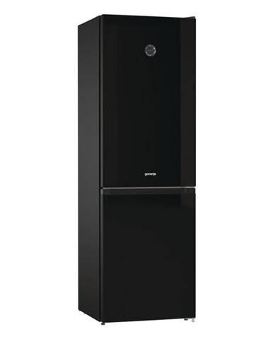 Kombinácia chladničky s mrazničkou Gorenje Simplicity Nrk6192sybk