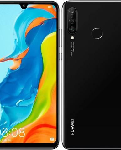 Mobilný telefón Huawei P30 lite 256 GB čierny