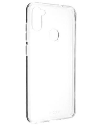 Kryt na mobil Fixed na Samsung Galaxy M11 priehľadný