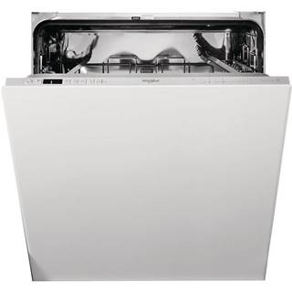 Umývačka riadu Whirlpool Wcic 3C33 P strieborn