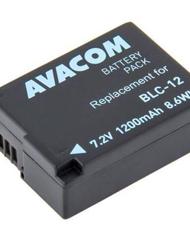 Batéria Avacom Panasonic DMW-BLC12 Li-Ion 7.4V 1200mAh 8.6Wh