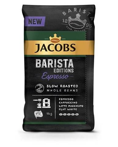 Káva zrnková Jacobs Barista Espresso 1000g