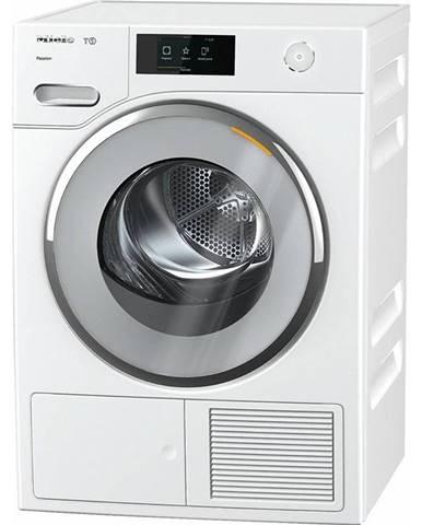 Sušička bielizne Miele WhiteEdition TWV 680 WP Passion biela