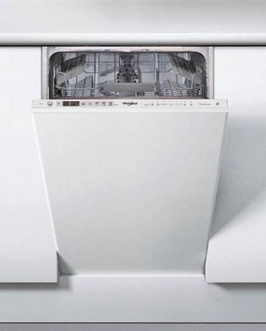 Umývačka riadu Whirlpool Wsio 3T125 6PE X nerez