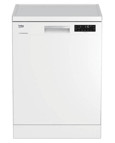 Beko Umývačka riadu Beko DFN 26422 W biela