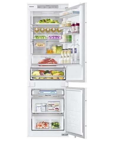 Kombinácia chladničky s mrazničkou Samsung Brb260089ww/EF biele