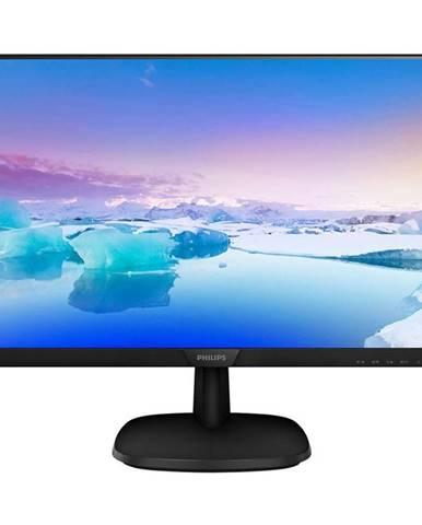 Monitor Philips 273V7qdsb čierny
