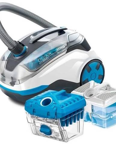 Podlahový vysávač Thomas Cycloon Hybrid LED Parquet biely/modr