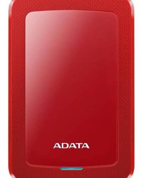 ADATA Externý pevný disk Adata HV300 1TB červený