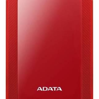 Externý pevný disk Adata HV300 1TB červený