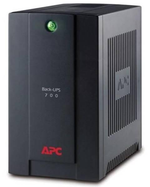 APC Záložný zdroj APC Back-UPS 700VA