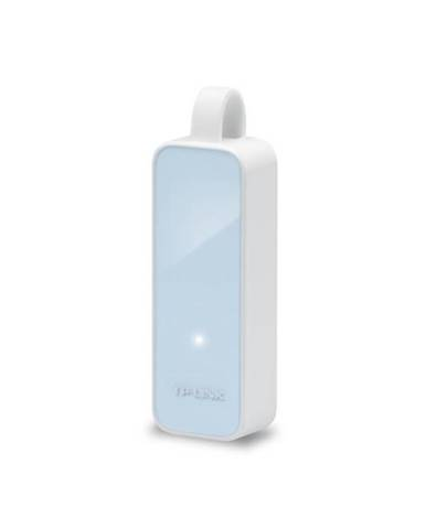 Sieťová karta TP-Link UE200 USB/RJ45 biela