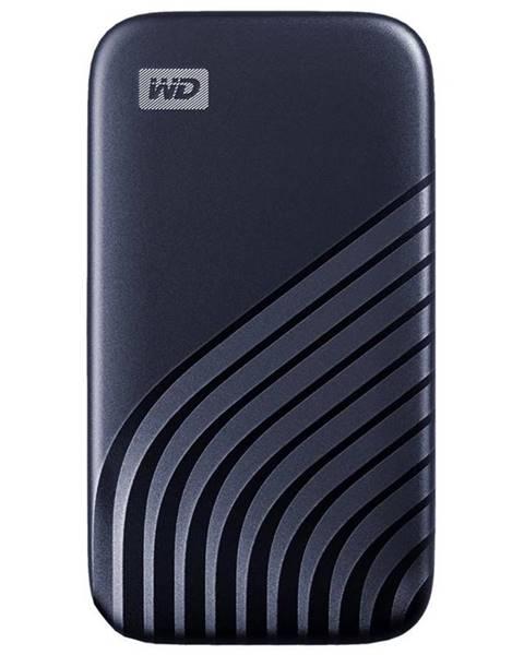 Western Digital SSD externý Western Digital My Passport SSD 1TB modrý