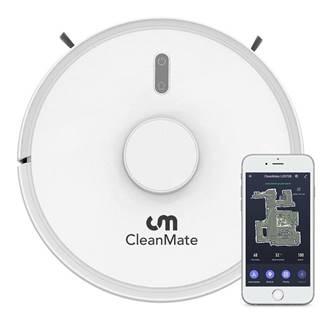 Robotický vysávač CleanMate LDS700 biely