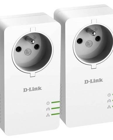 Sieťový rozvod LAN po 230V D-Link DHP-P601AV/FR