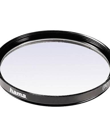 Filter Hama UV 0-Haze BOX, M55 čierny