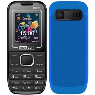 Mobilný telefón MaxCom MM135 modrý
