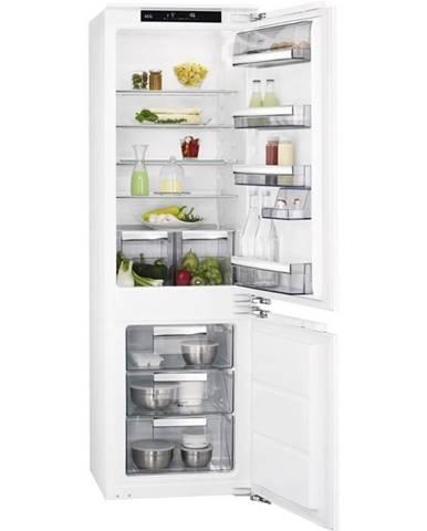 Kombinácia chladničky s mrazničkou AEG Mastery FlexiShelf