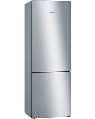 Kombinácia chladničky s mrazničkou Bosch Serie | 6 Kge49aica nerez