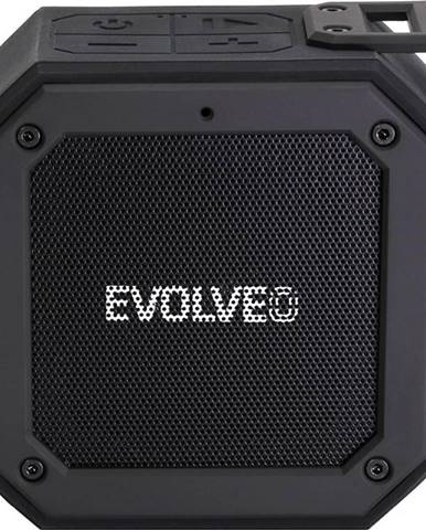 Prenosný reproduktor Evolveo Armor O1 čierny