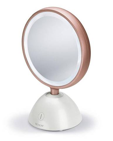 Zrkadlo kozmetické Revlon Rvmr9029uke Ultimate Glow Beauty biele
