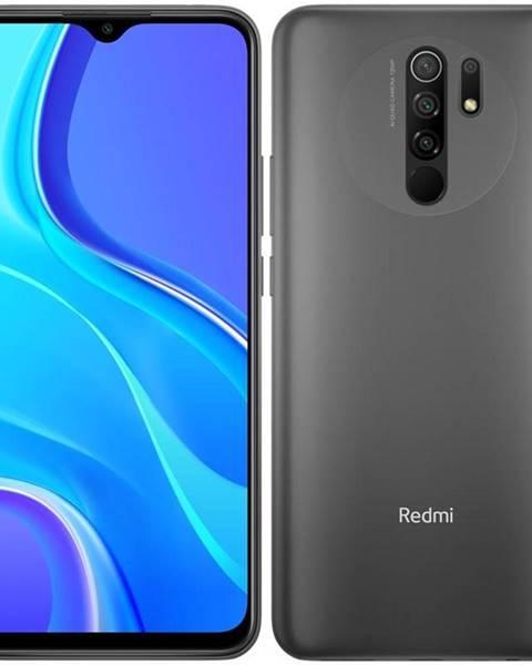 Xiaomi Mobilný telefón Xiaomi Redmi 9 64 GB - Carbon Grey