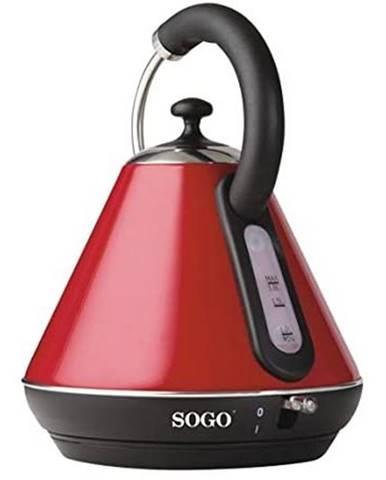 Rýchlovarná kanvica Sogo SS-5785-R nerez