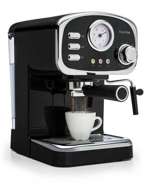 Klarstein Espresso Klarstein Espressionata Gusto čierne