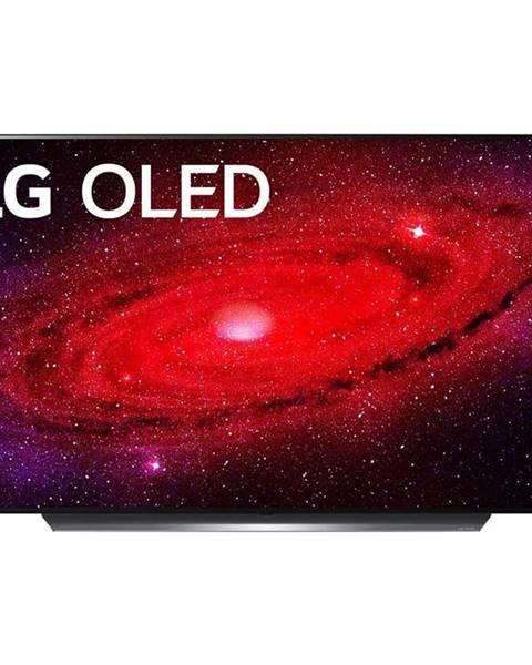 LG Televízor LG Oled55cx strieborn
