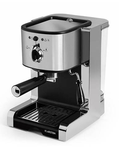 Espresso Klarstein Passionata 15 strieborn