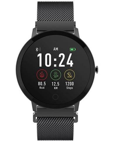 Inteligentné hodinky Forever ForeVigo SB-320 čierna