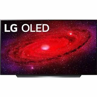 Televízor LG Oled55cx strieborn