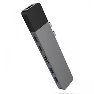 USB Hub HyperDrive NET pro MacBook Pro USB-C/Hdmi, 2x USB-C, 2x USB