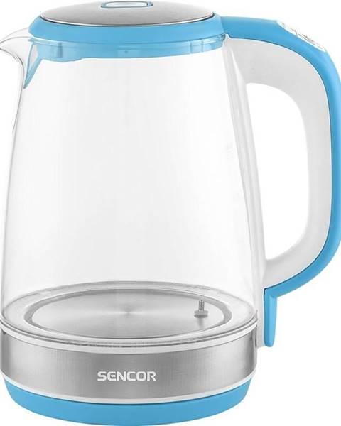 Sencor Rýchlovarná kanvica Sencor SWK 2192BL modr