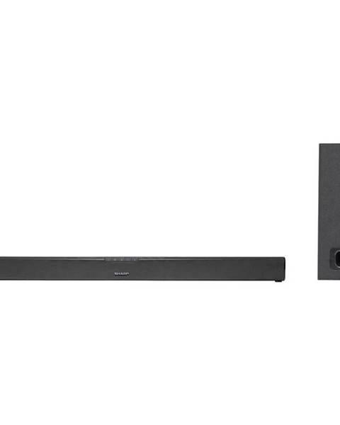 Sharp Soundbar Sharp HT-SBW110 čierny/strieborn