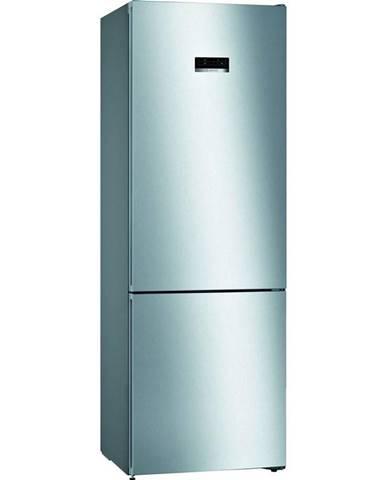 Kombinácia chladničky s mrazničkou Bosch Serie   4 Kgn49xlea nerez