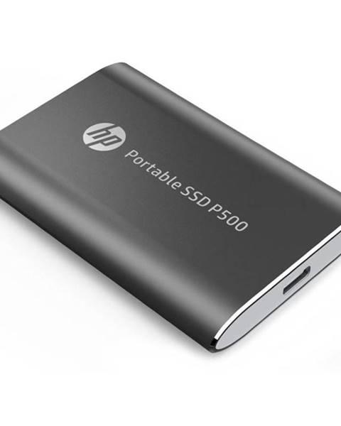 HP SSD externý HP Portable P500 120GB čierny