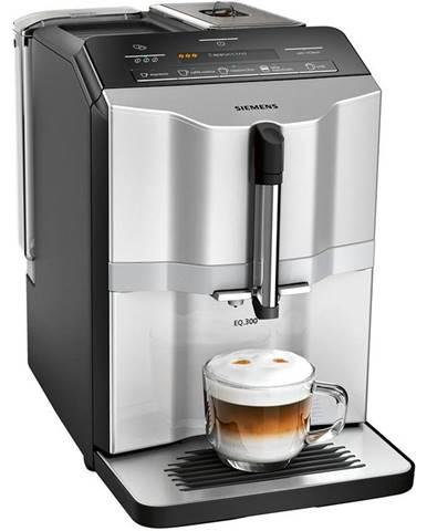 Espresso Siemens EQ.300 Ti353201rw strieborn