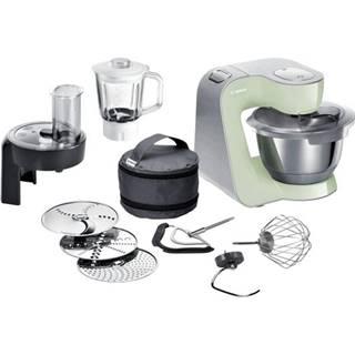 Kuchynský robot Bosch CreationLine Premium Mum58mg60 zelen